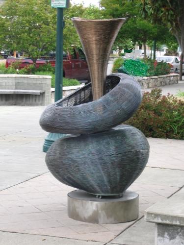 3rd Place Winner for Sculpture    2005 Biennale Internazionale del'Arte Contemporanea   Florence, Italy