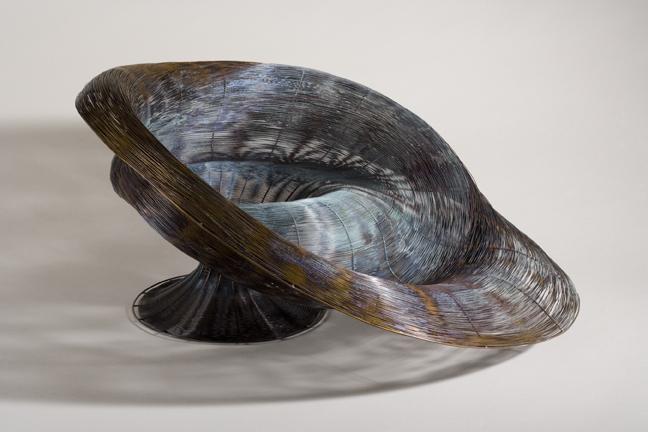 4th Place Winner for Sculpture    2003 Biennale Internazionale del'Arte Contemporanea   Florence, Italy