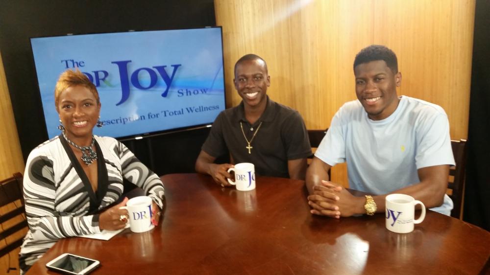 The Dr. Joy Show - Princeton, NJ - August 2014