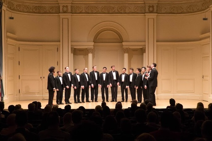 The Nassoons at Carnegie Hall: December, 2017