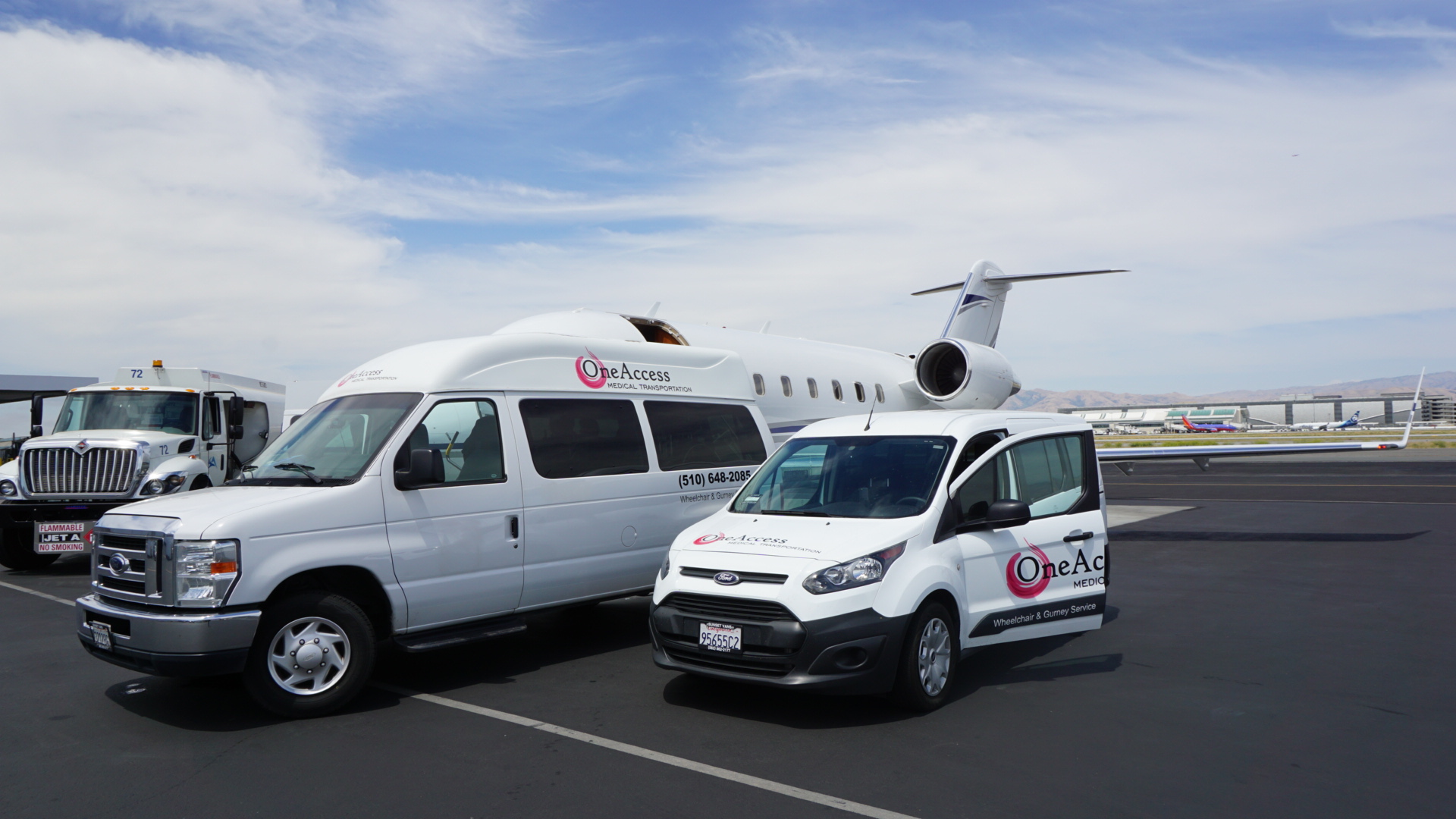Non-emergency medical transportation San Francisco