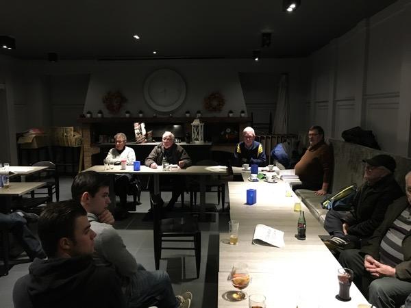 De maandelijkse ledenvergadering van De WItte Valk Opwijk is een boeiende avond waar we telkens 20 à 30 leden mogen ontvangen. Dit jaar komen er heel wat gastsprekers. Ik kijk er alvast naar uit.