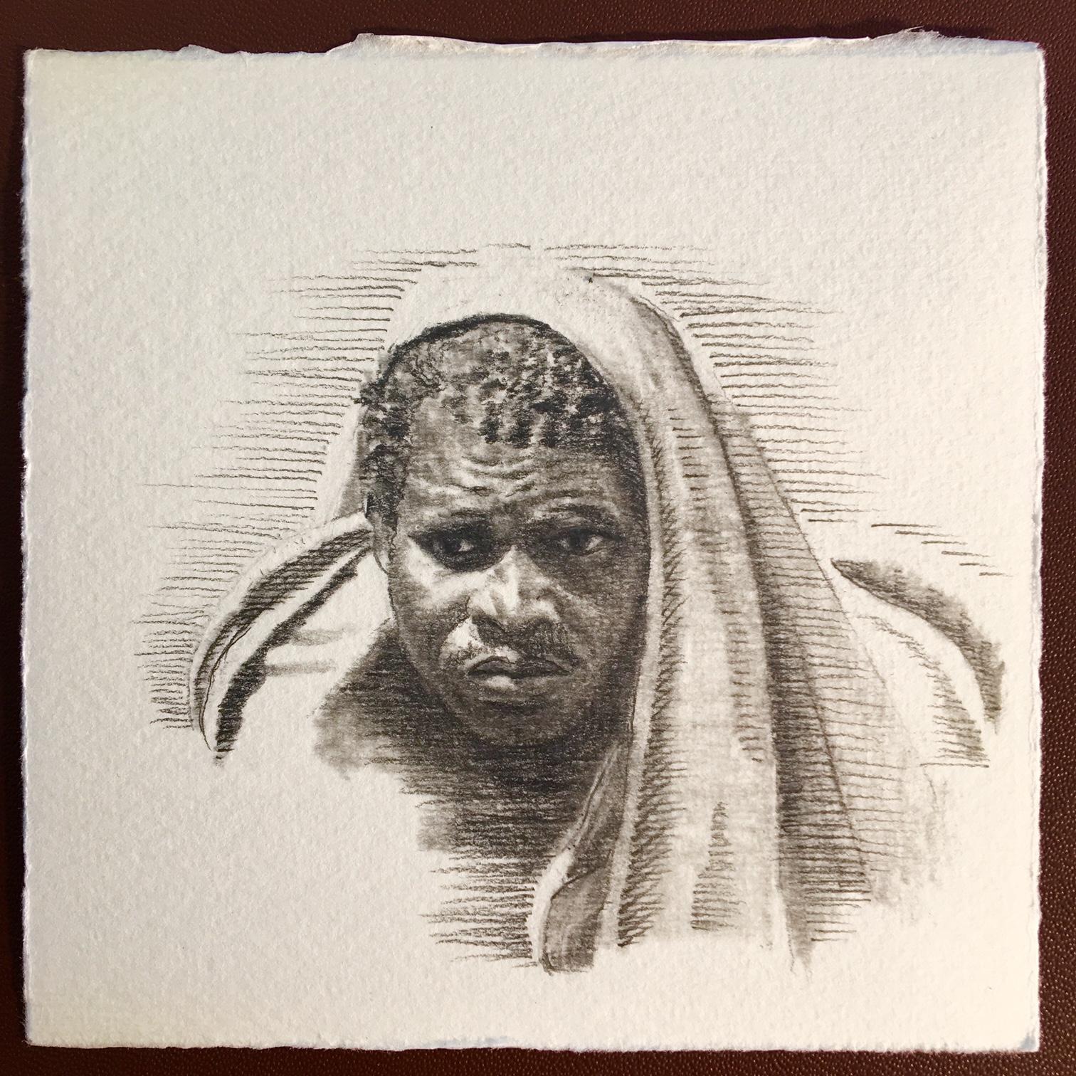 Migrant Drawings IV