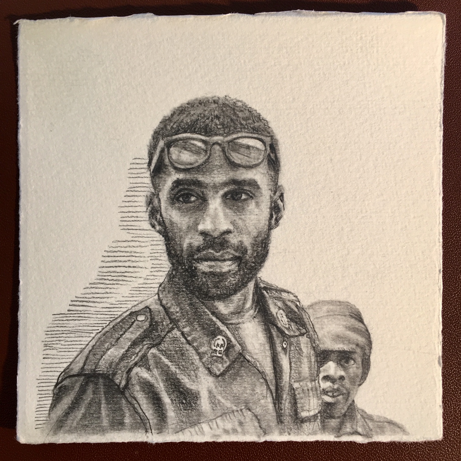 Migrant Drawings I