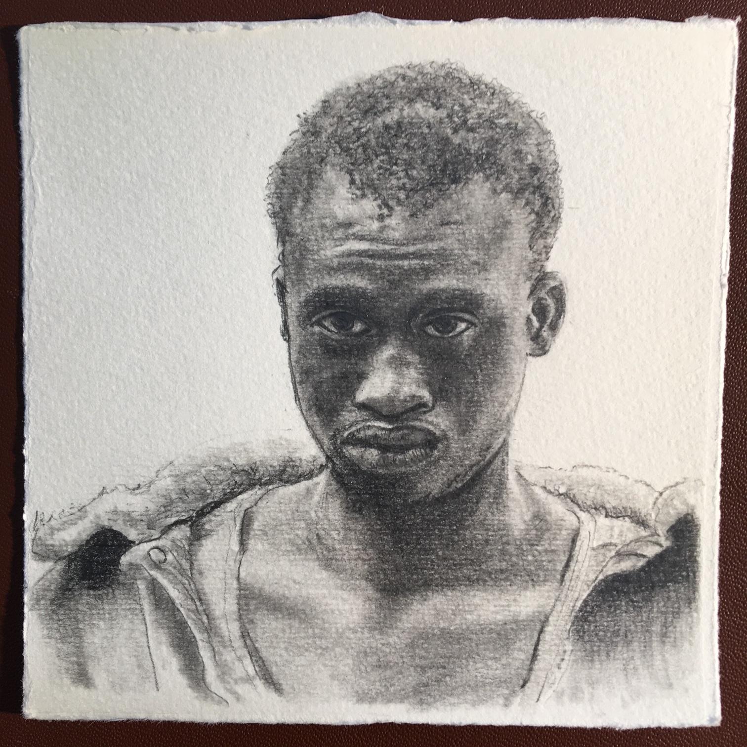 Migrant Drawings V