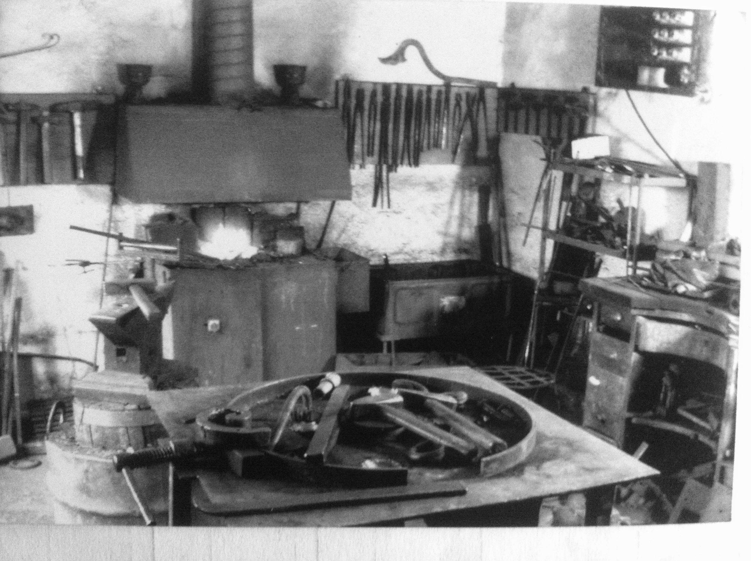 kovano gvozdje - wrought iron