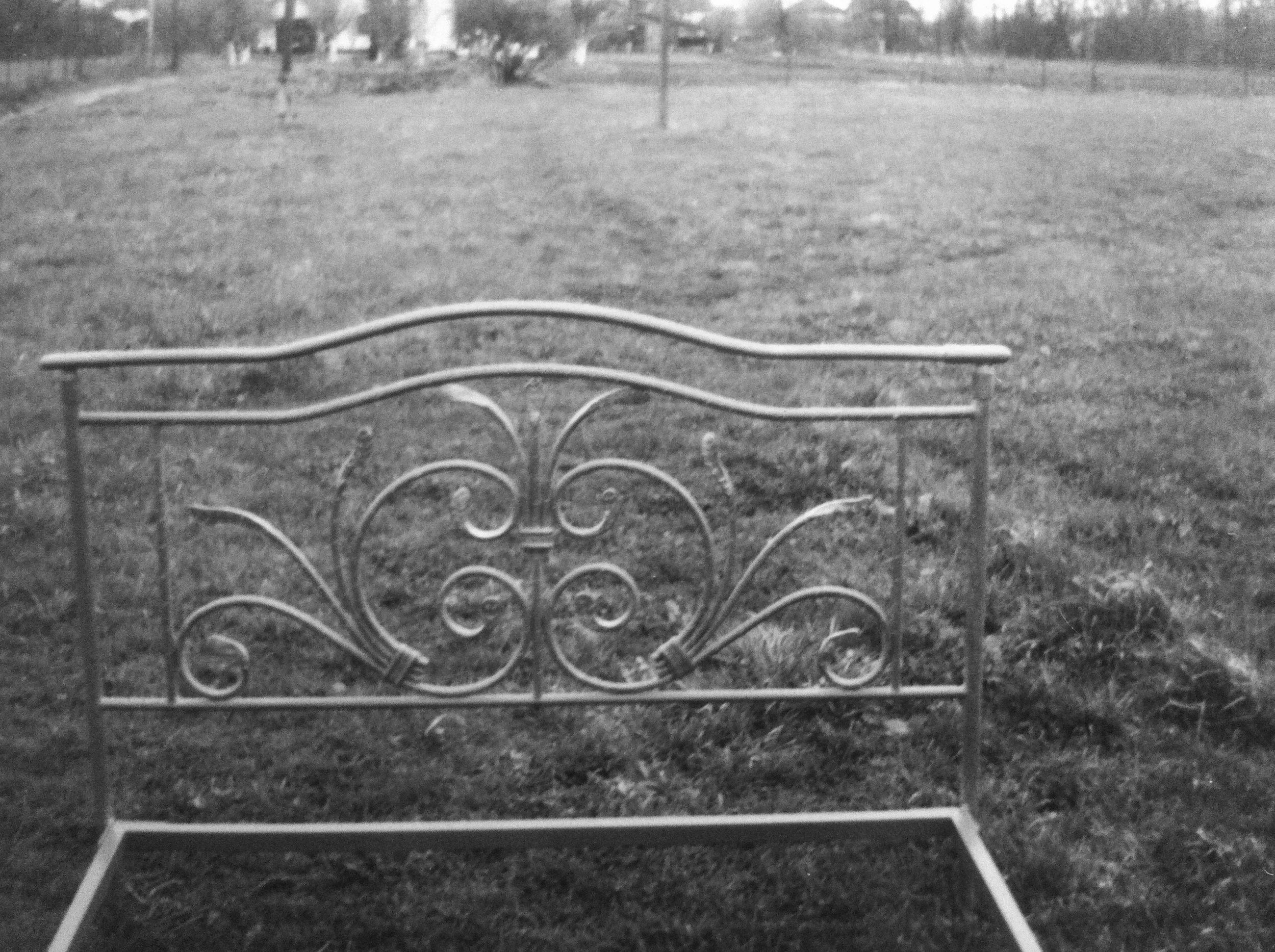 krevet kovano gvozdje - wrought iron bed
