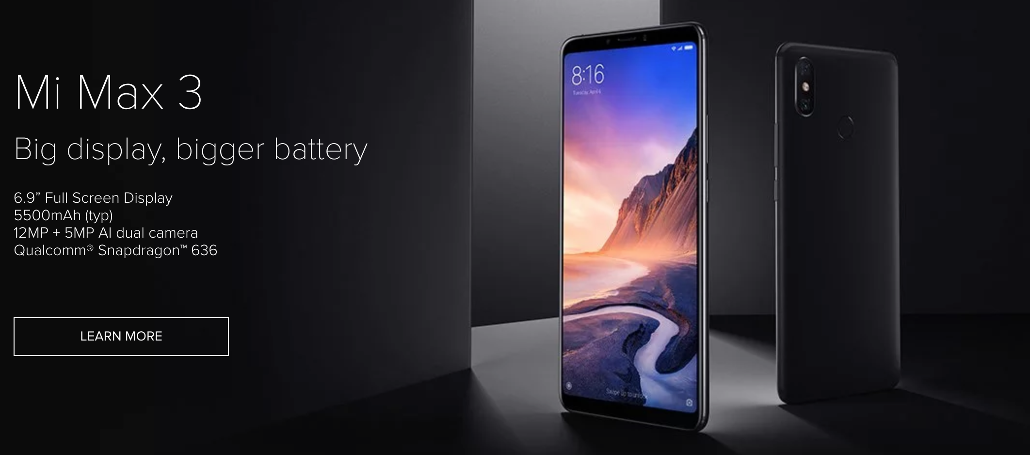 Xiaomi cellphone, similar in branding to Apple and Samsung, but with very different focuses!