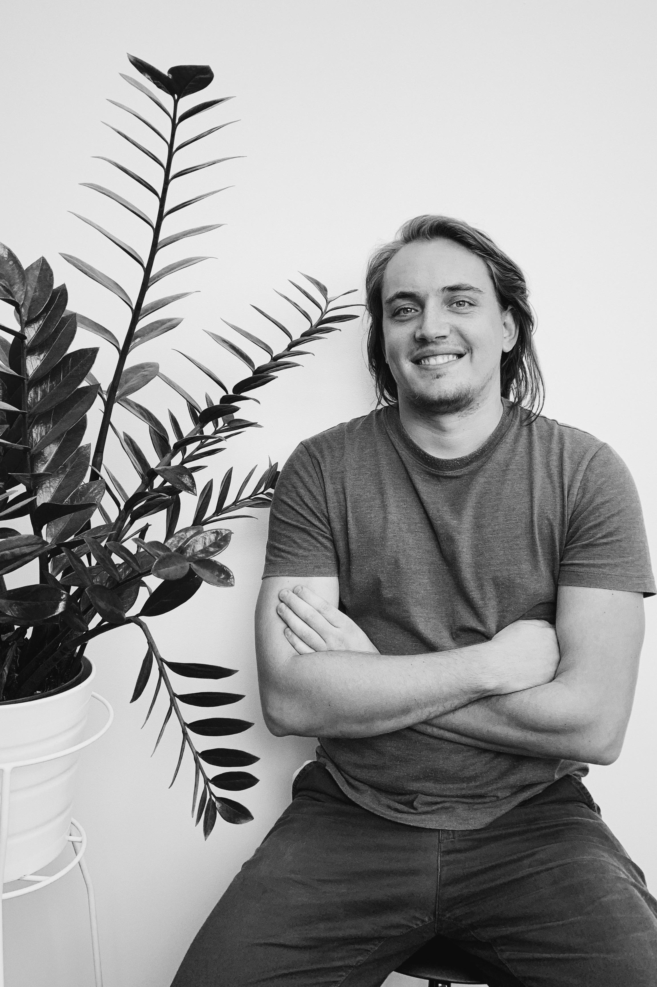 Daniel - Product Designer