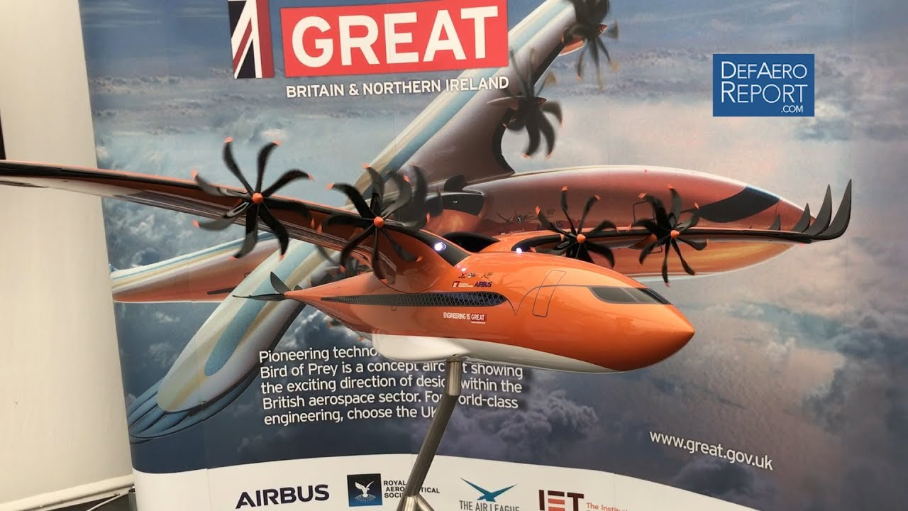 Airbus's vision on how biomimicry can affect aerospace design
