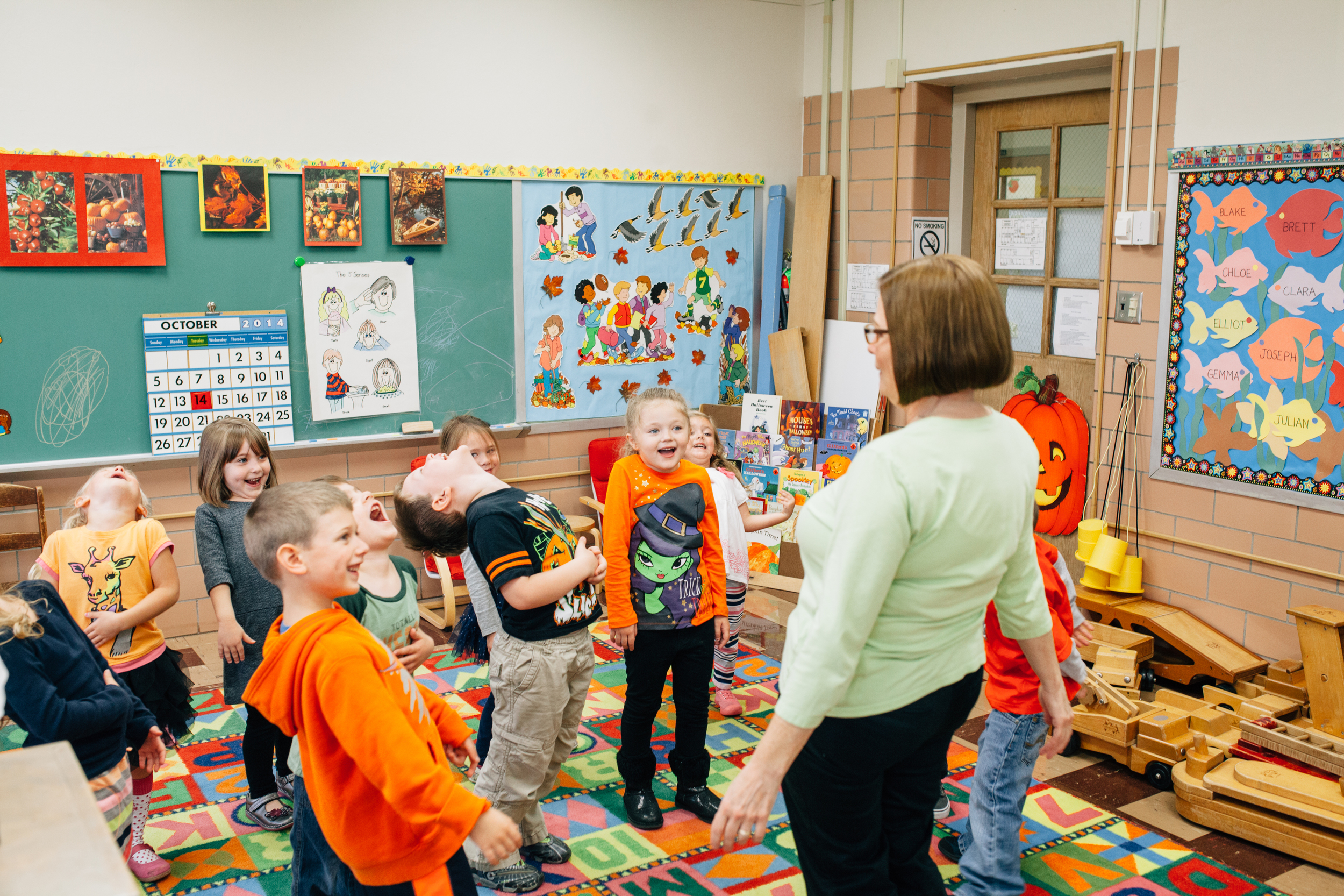Suburban Cooperative Nursery School    Rocky River Preschools