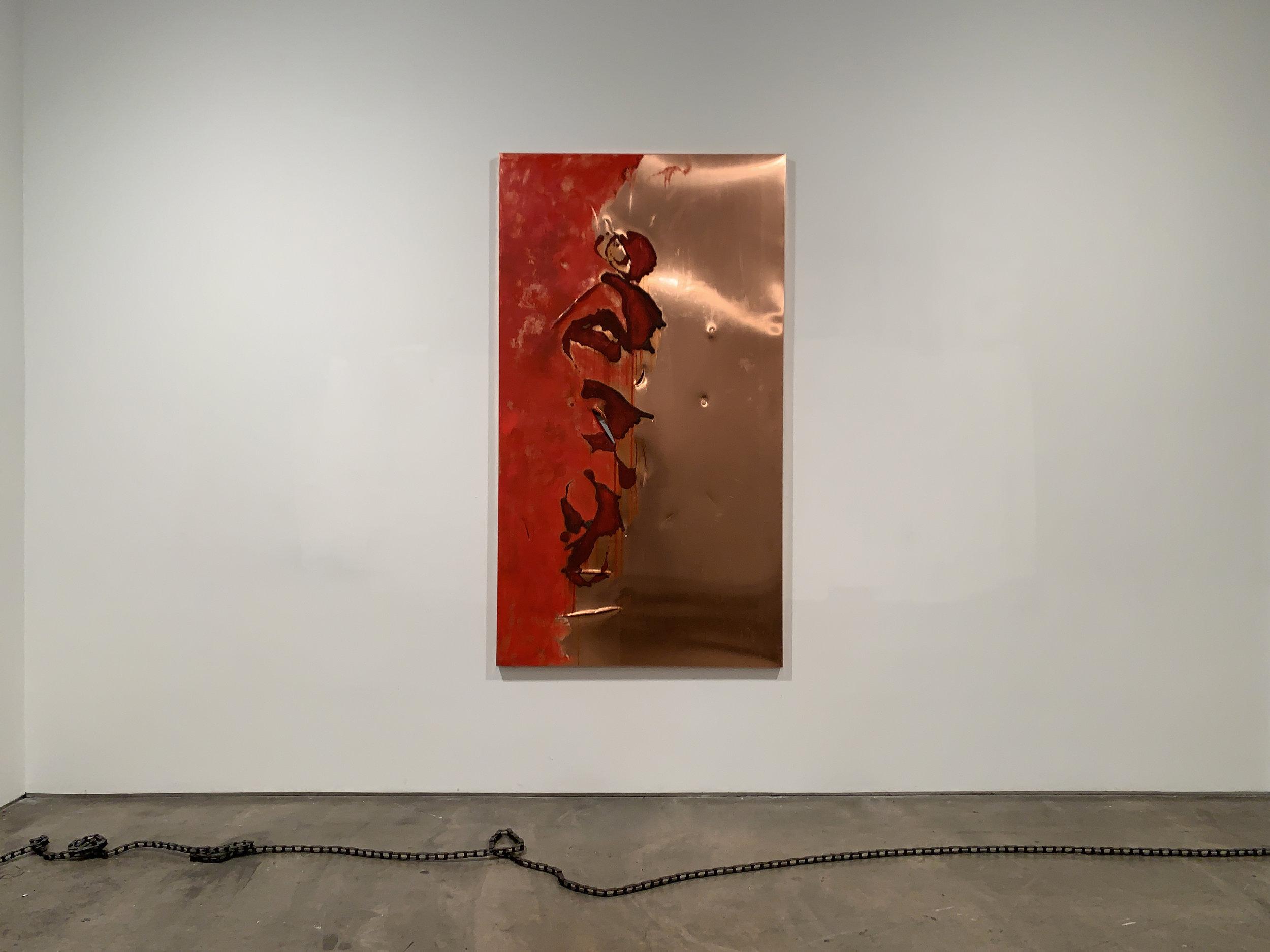 Franz-Klainsek_CHAINS_Copper Wall Sculptures_2019_RED.jpg