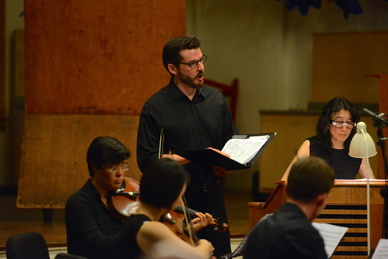 Bach's <i>Cantata 82</i> with Mitsuko Uchida and members of the Marlboro Music Festival