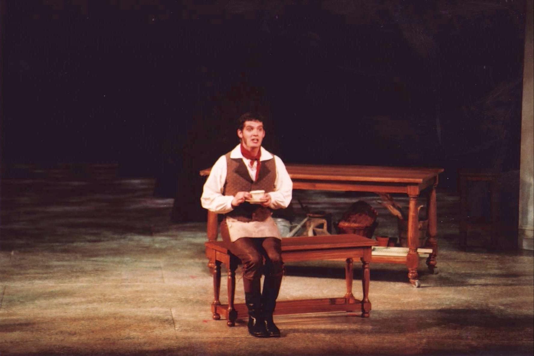 Juilliard Opera Center production of <i>La Finta Giardiniera</i>; photo by Jay Lesenger