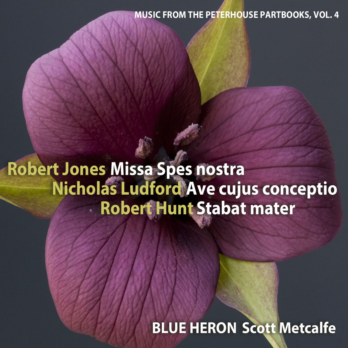 Blue Heron | Peterhouse Volume 4: