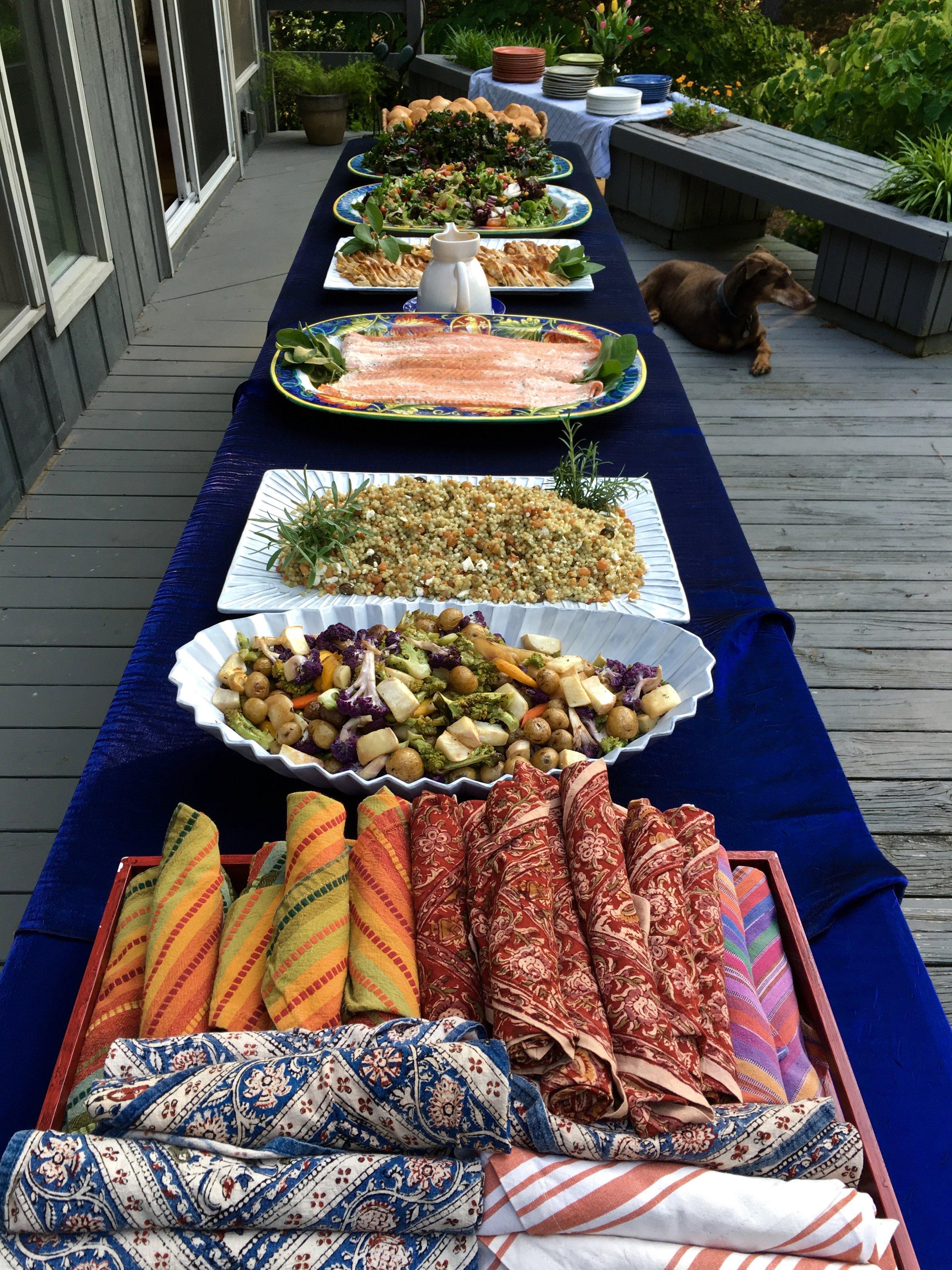 Summer dinner party buffet.jpg