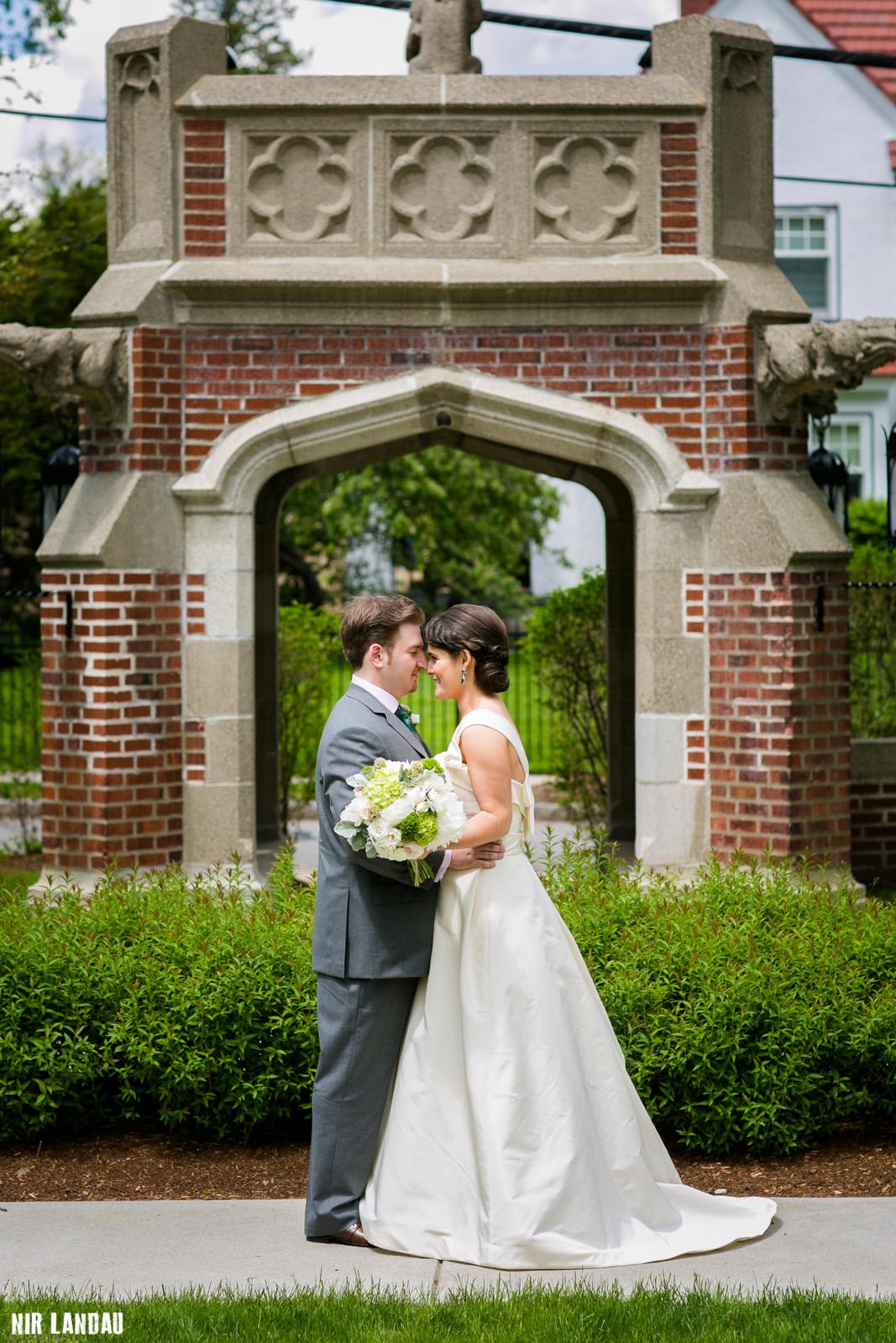 Alden Castle Wedding