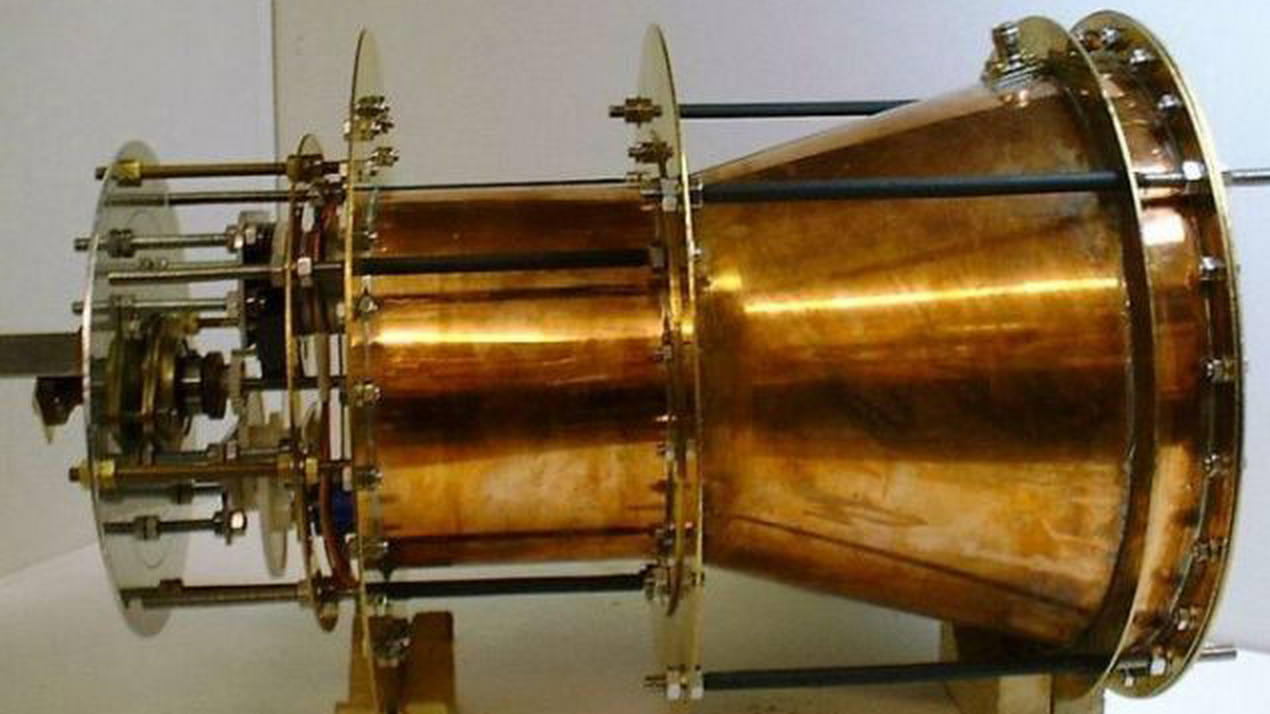 In 2014 the new  EmDrive  could make these slow but very long journeys possible.