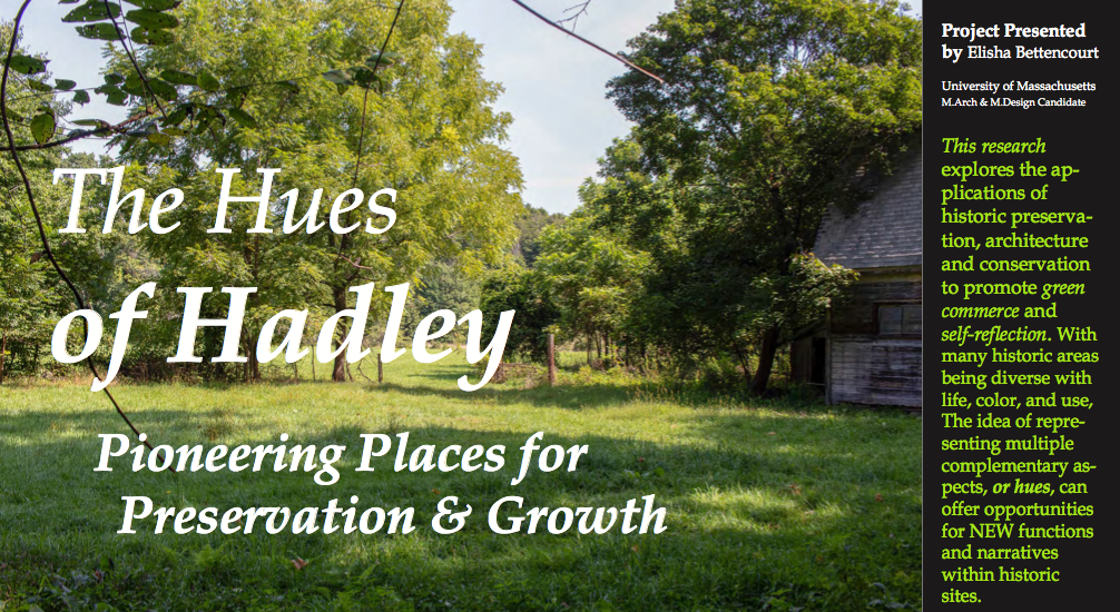 Hues of Hadley