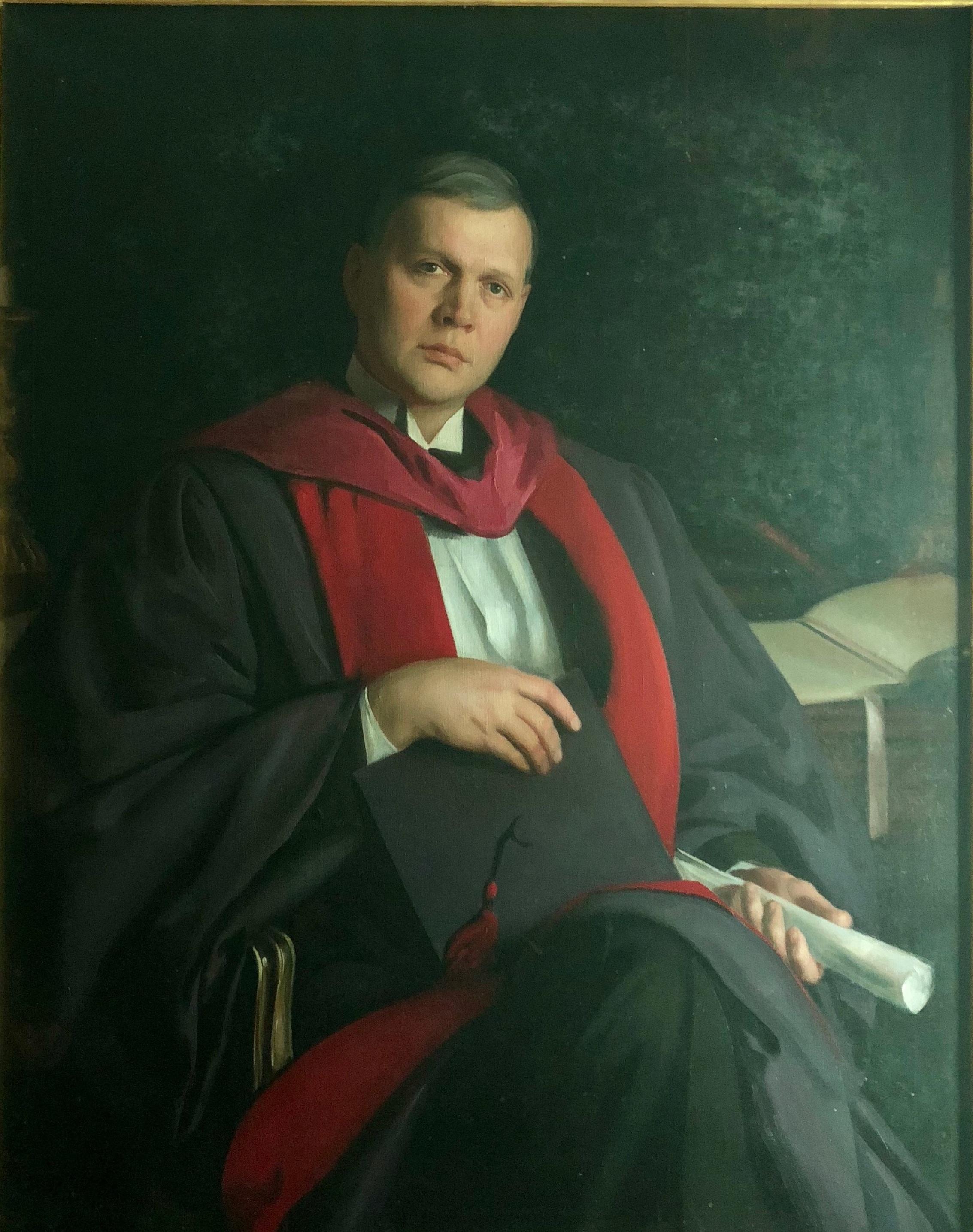 Dr. James Lincoln Huntington