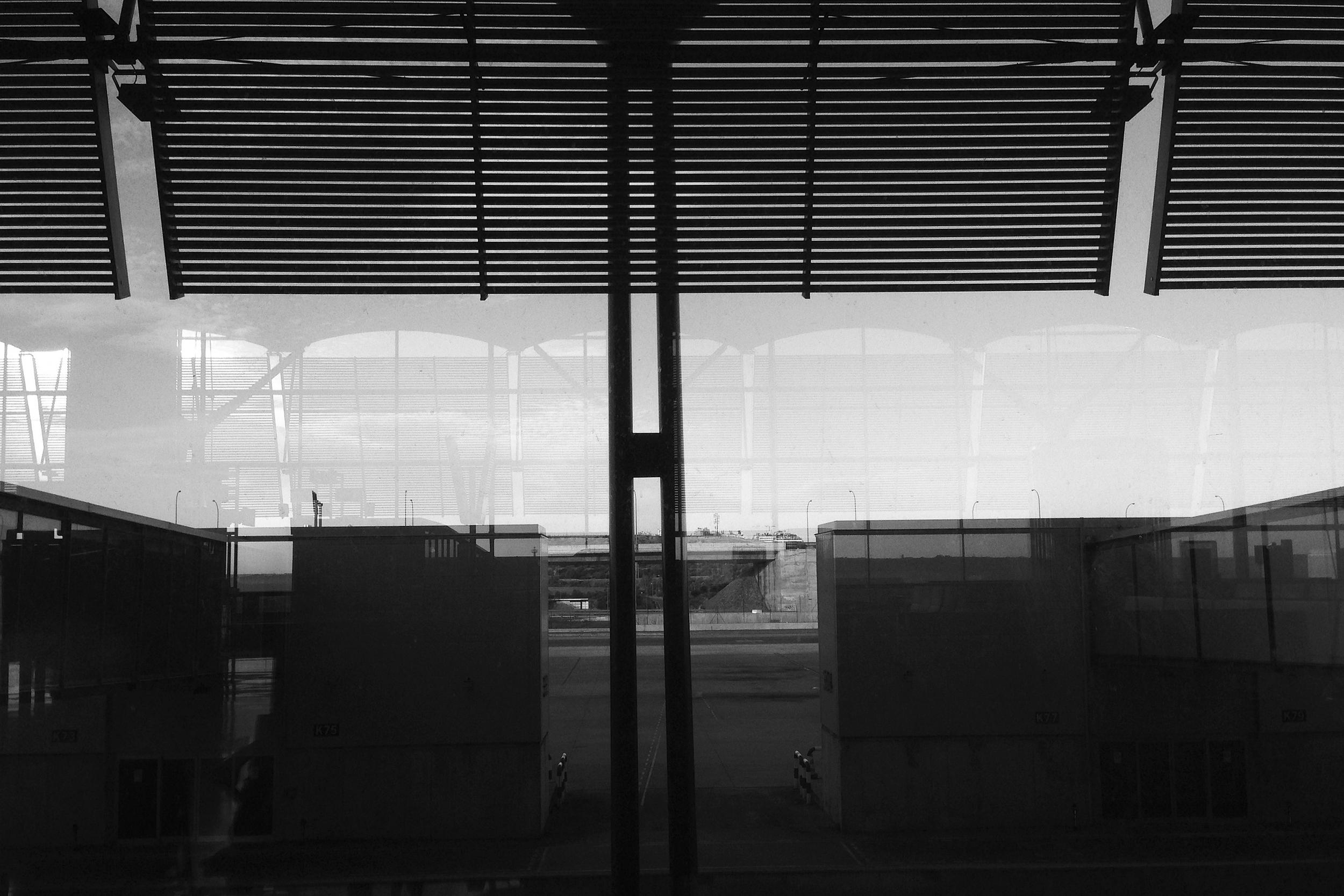 Reflection. Madrid