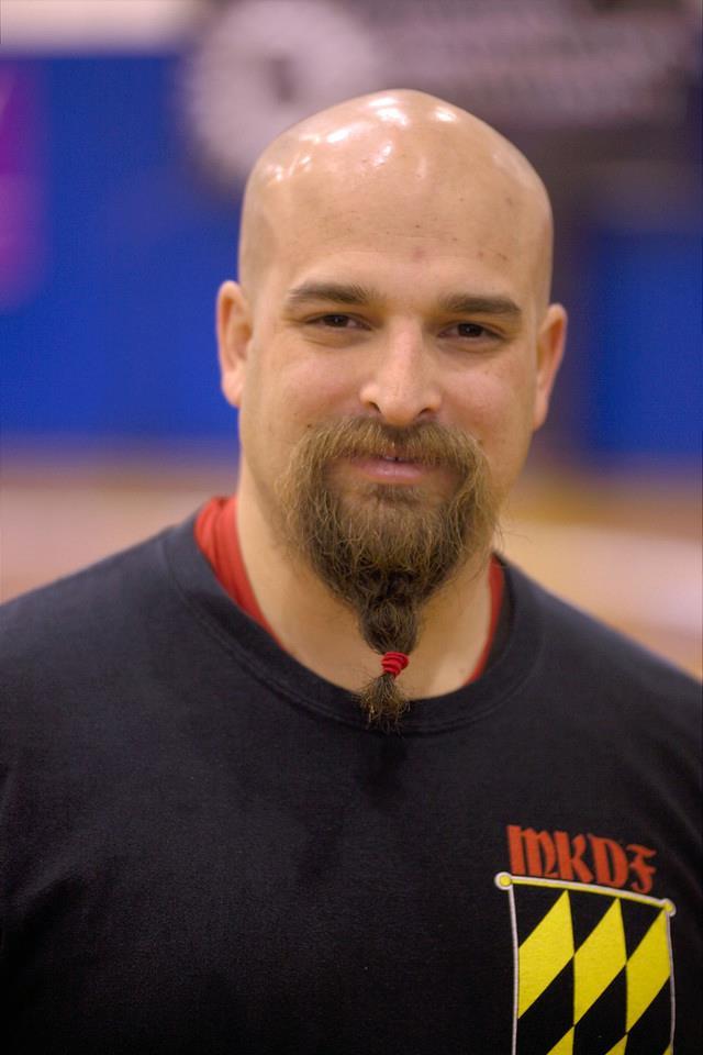 Ben Jarashow - Longpoint Director, Tournaments   Maryland Kunst des Fechtens