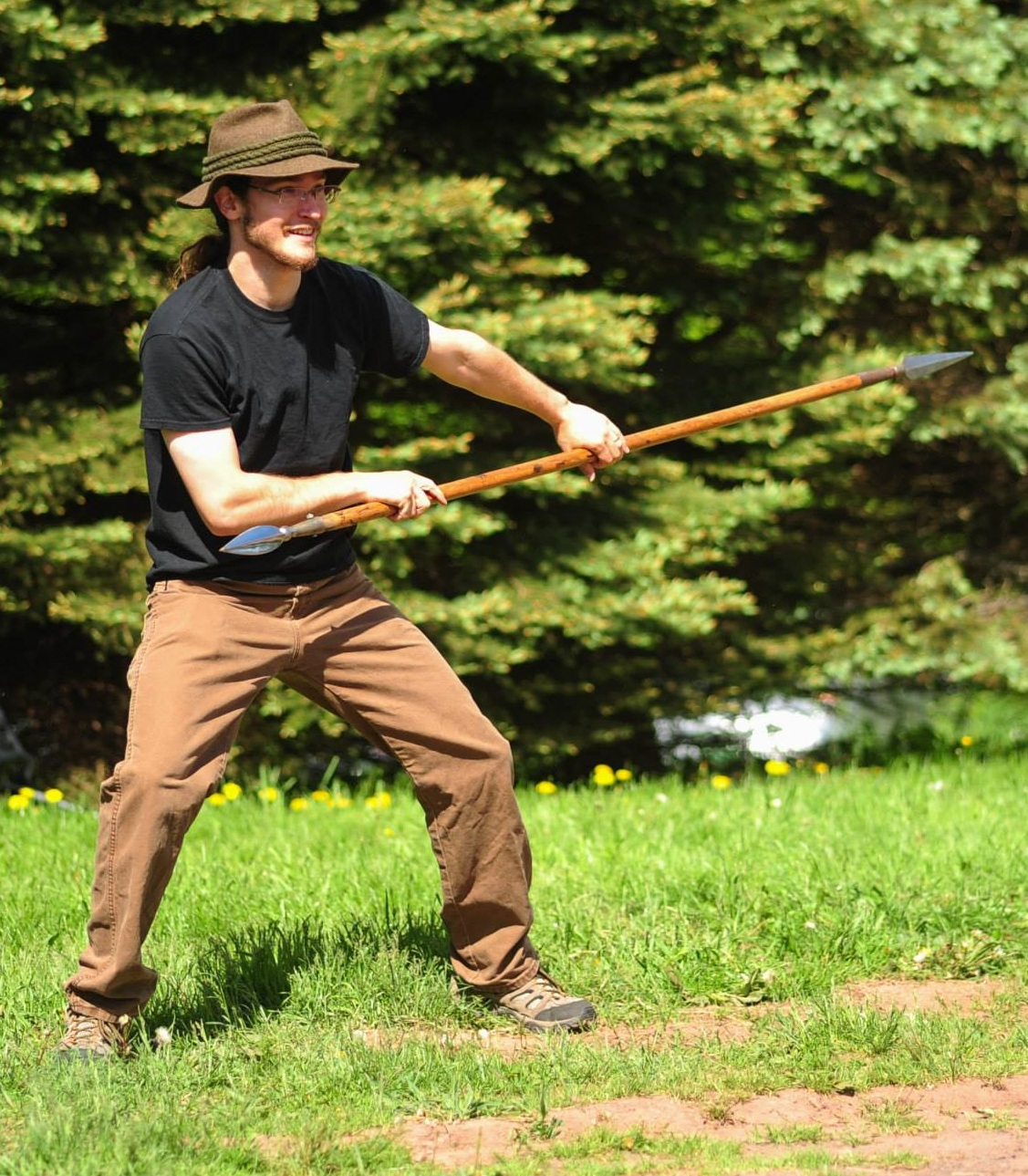 Cory Winslow - Event Board, Paired Technique   Medieval European Martial Arts Guild