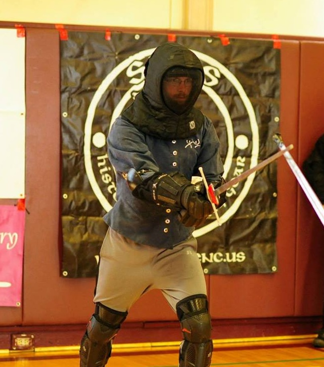 Tim Hall - Event Board, Ringen   Virginia Academy of Fencing