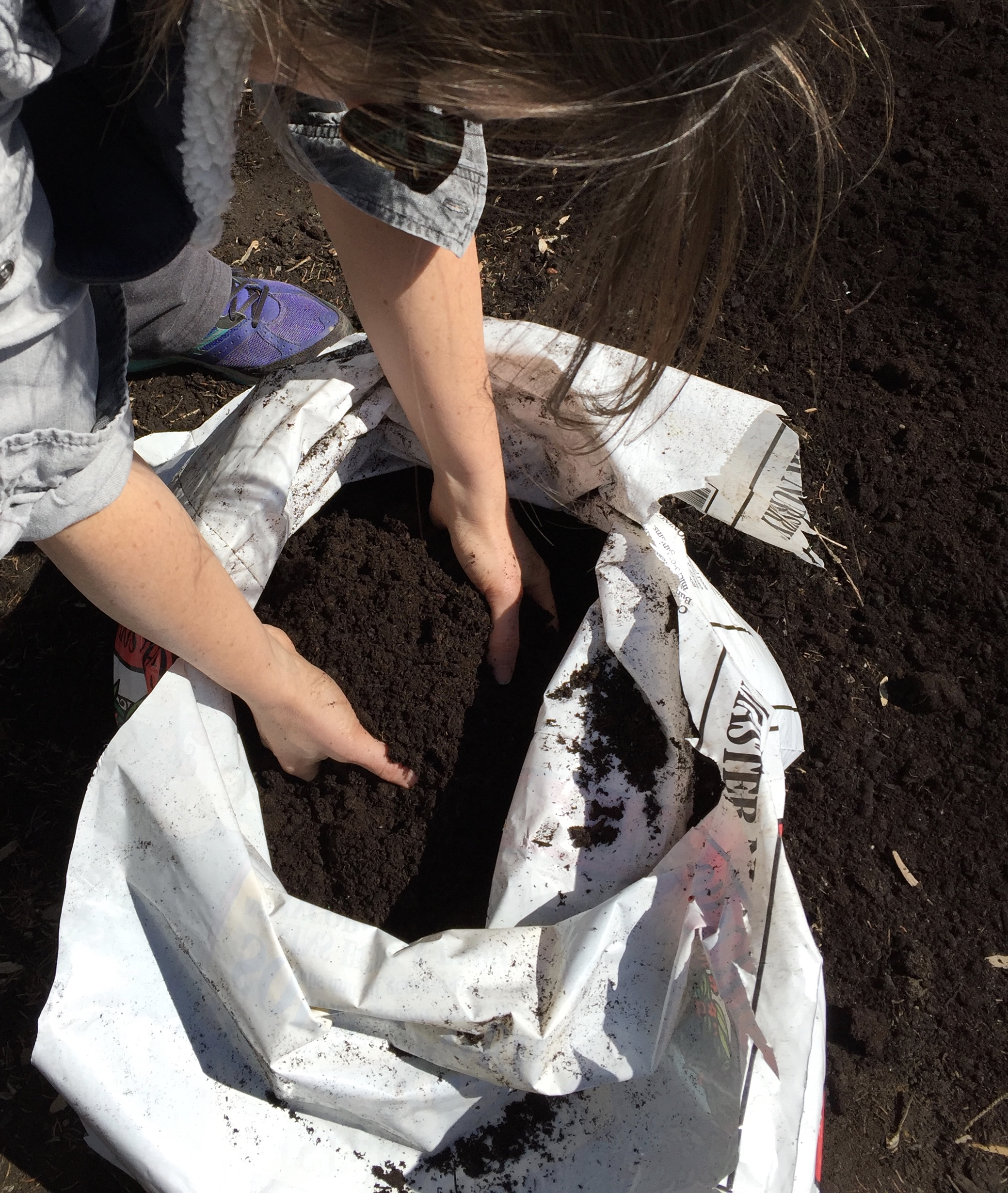 Compost/Top Soil Combo