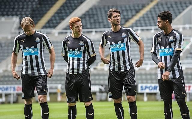 El Newcastle ofreció uno de los partidos más áridos de la Premier League. Fotografía: Newcastle United.