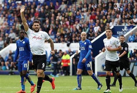 Austin termina la temporada con 18 goles en su cuenta (Fotografía: QPR FC)