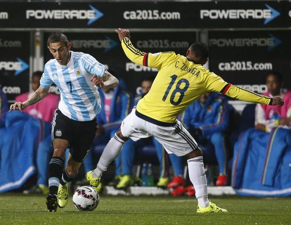 La tanda de penaltis ante Argentina puso fin al sueño de la Copa América. (Fotografía: CA2015)