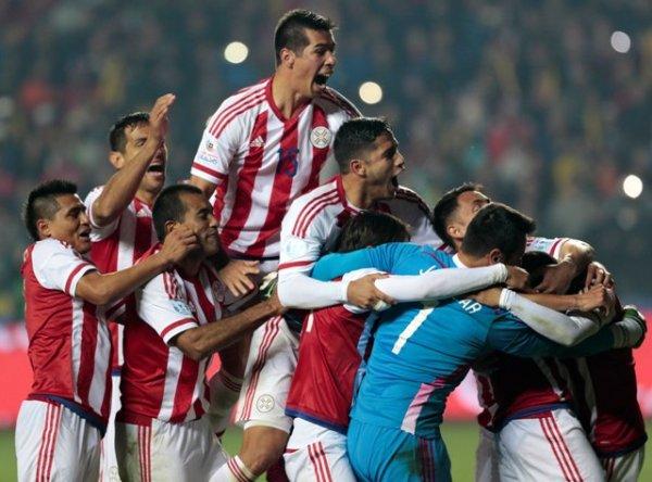 Paraguay fue una de las más gratas sorpresas de la Copa América (Fotografía: APF)