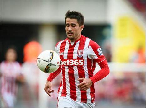 Bojan volverá a ser importante en el Stoke 2015/16 (Fotografía: Phil Greig / Stoke City)