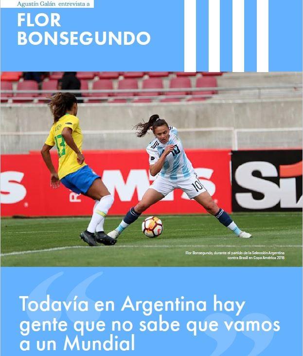 Entrevista a Flor Bonsegundo (Mar 2019)