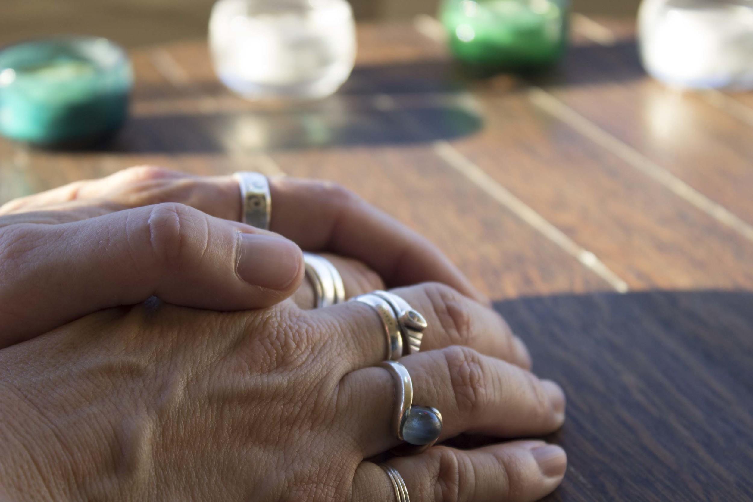 Hand at 44, 2015