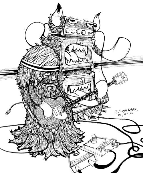 Guitar Monsters