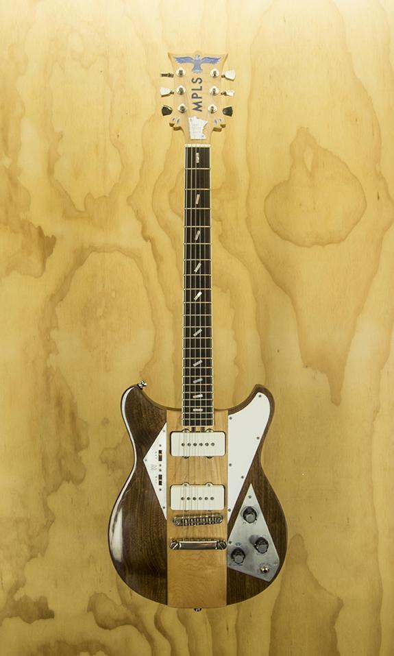 """25"""" MPLS guitar"""