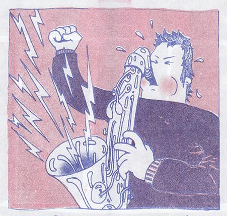 Sax Guy