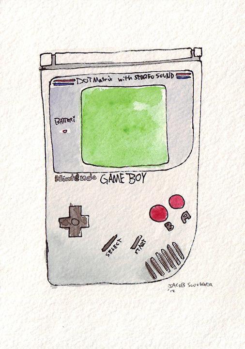 Gameboy 4