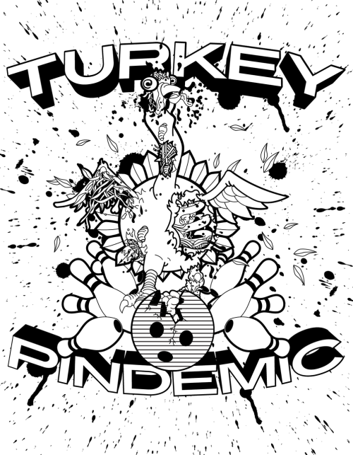 Turkey Pindemic