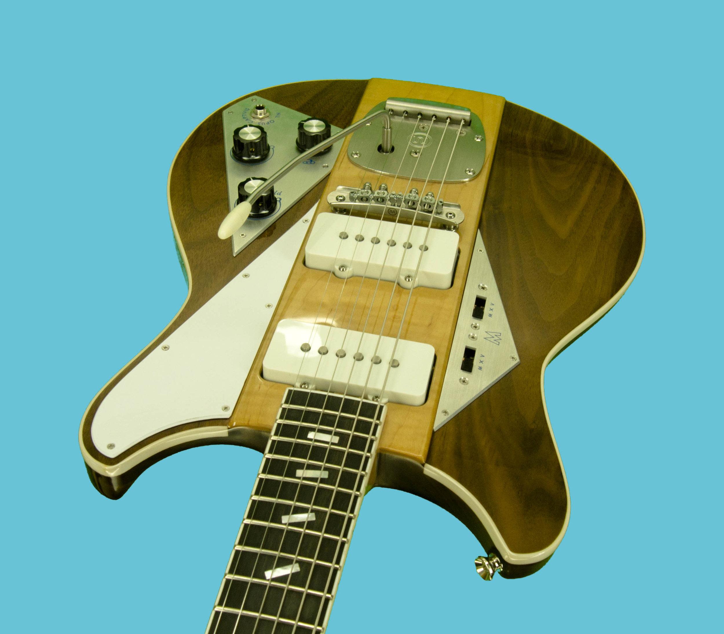 "25"" Scale Guitar"