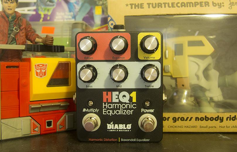 HEQ1 Harmonic Equalizer