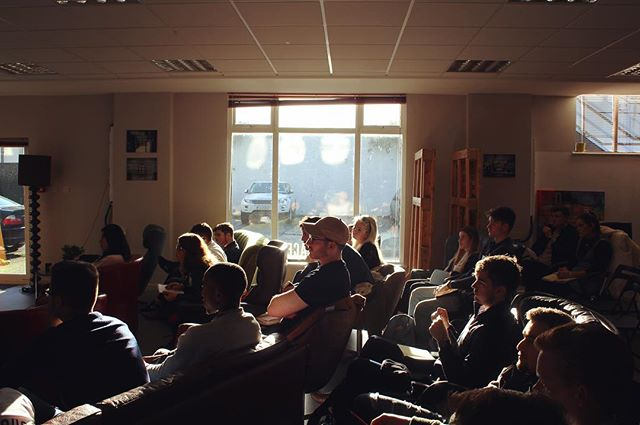 The first 2018/'19 ISEF workshop was held in @we_are_broadlake recently, where potential student startups received fantastic advice on perfecting their pitch from Heidi Corr of Dublin BIC, and learned all about the realm of venture capital funds from Debbie Rennick of ACT.  Well done to all workshop attendees and we look forward to hearing about your developments at our next event.  #student #startups #innovation
