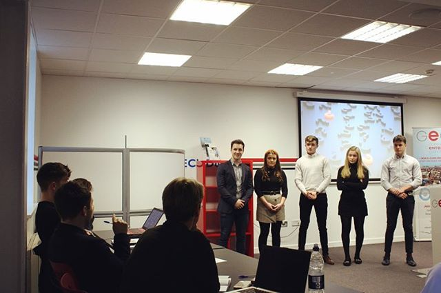 A massive well done to our 7 semi-finalists this evening.. a very difficult decision was made by our judging panel of Heidi Corr, Ferdia Kenny and Conor Mills.  Ultimately three student startups made it through; MyStudyPal, Drop Devices and Aries.  The ISEF Final 2019 will be held in the Helix on the 27th March - stay tuned for more info!