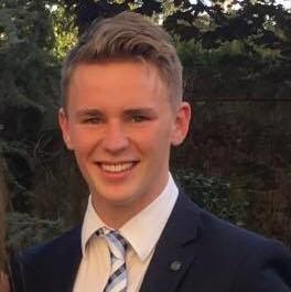 Paddy Kelleher  University College Dublin (UCD)   Role:  UCD Ambassador