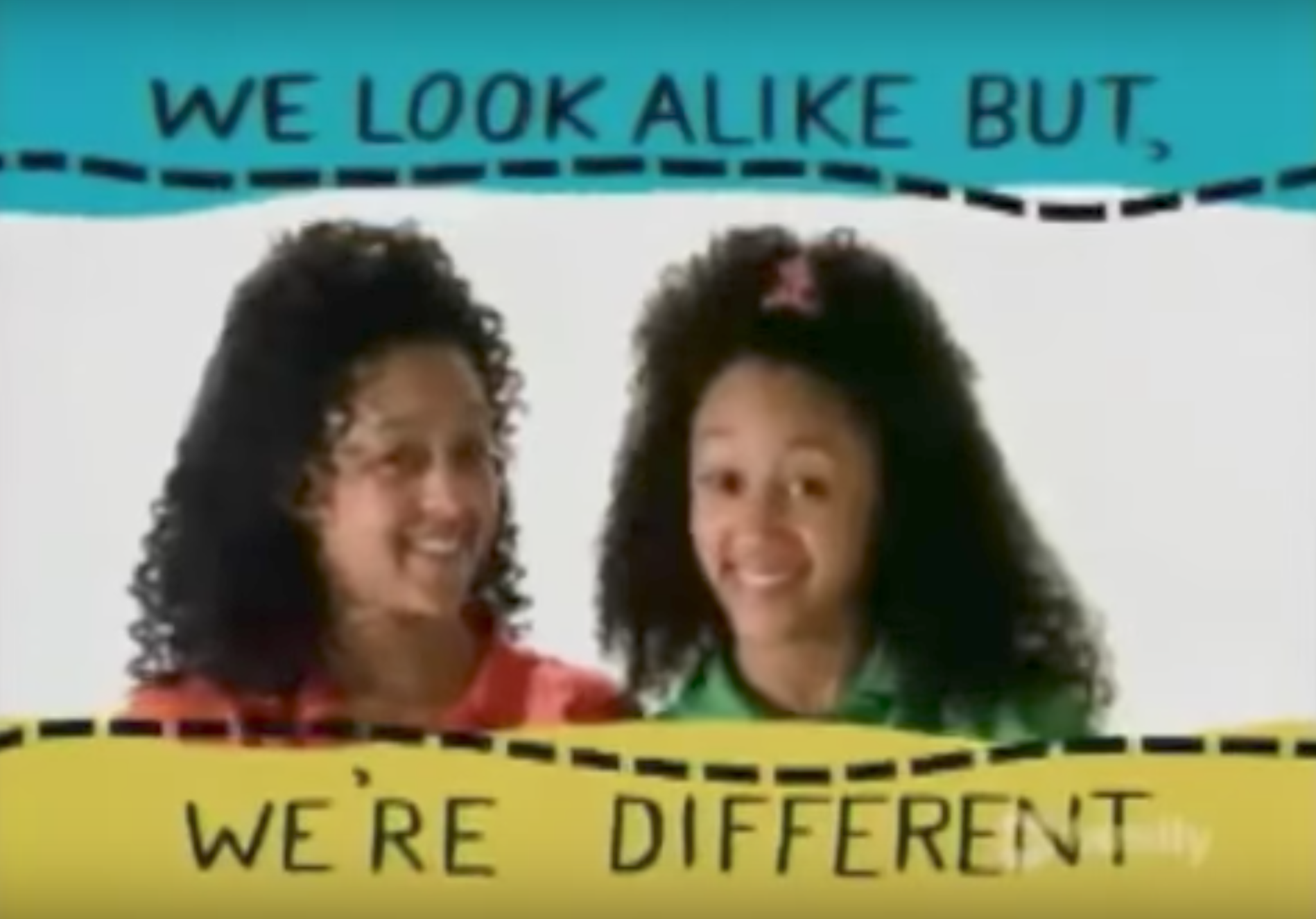 We Look Alike…