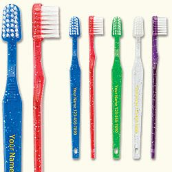 Sparkle Toothbrushes