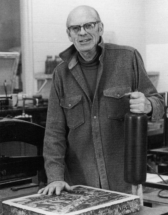 John C. Menihan at 73 (1981)