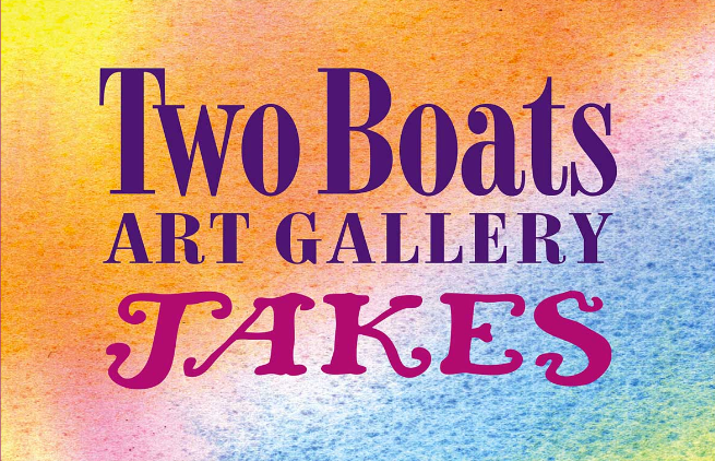 Two Boats Gallery at Jakes